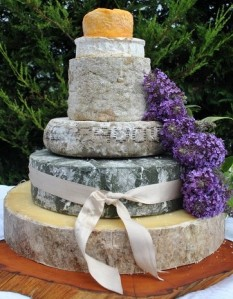 The Cheese Stall Wedding